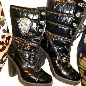 BABY PHAT MID-CALF BOOTS